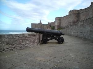 Bamburgh Canon